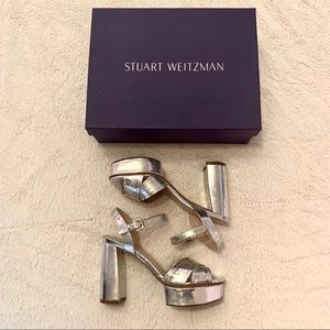 Stuart Weizman - THE SOLIESSE SANDAL